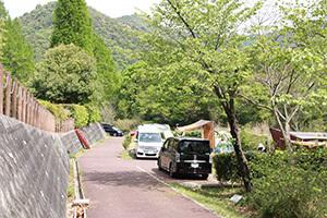 日時計の丘公園_1日目_川よこサイト坂側.JPG